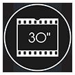 Pictogramme Pastilles Vidéos 30 secondes LMZ Prod