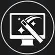 Pictogramme Vidéo Technique Intégrations