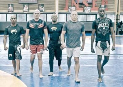 GSP & IAM – ENTRAINEMENT INSEP