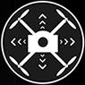 Pictogramme Vidéo Technique Drone